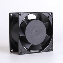 Factory Wholesale 220v high quality 50000hours 80x80x38mm  transformer cooling fans