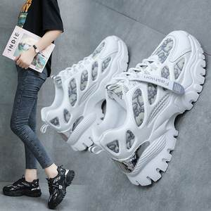 Women Fashion Sneakers Designers Chunky Vulcanized Shoes Casual Old Dad Shoes Woman Tennis Female Platform Sneaker