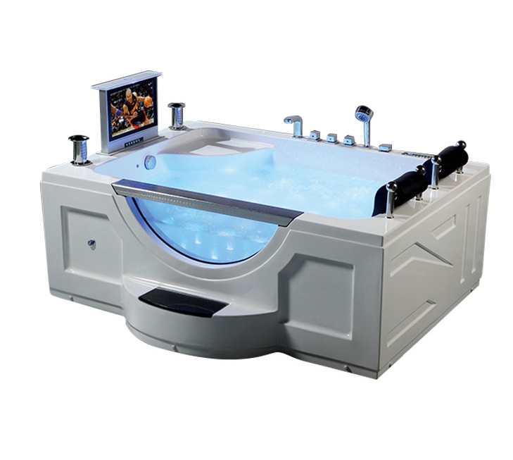 Indoor Massage Freestanding Hot Tub Spa Whirlpool