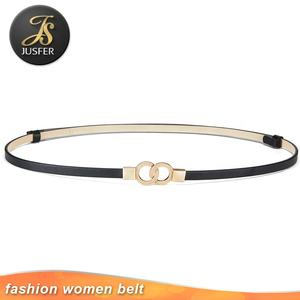 Fashion Women Ladies Belt Simple Belts 2020 New Design Women's Belt Alloy Buckle Casual Leather Belt