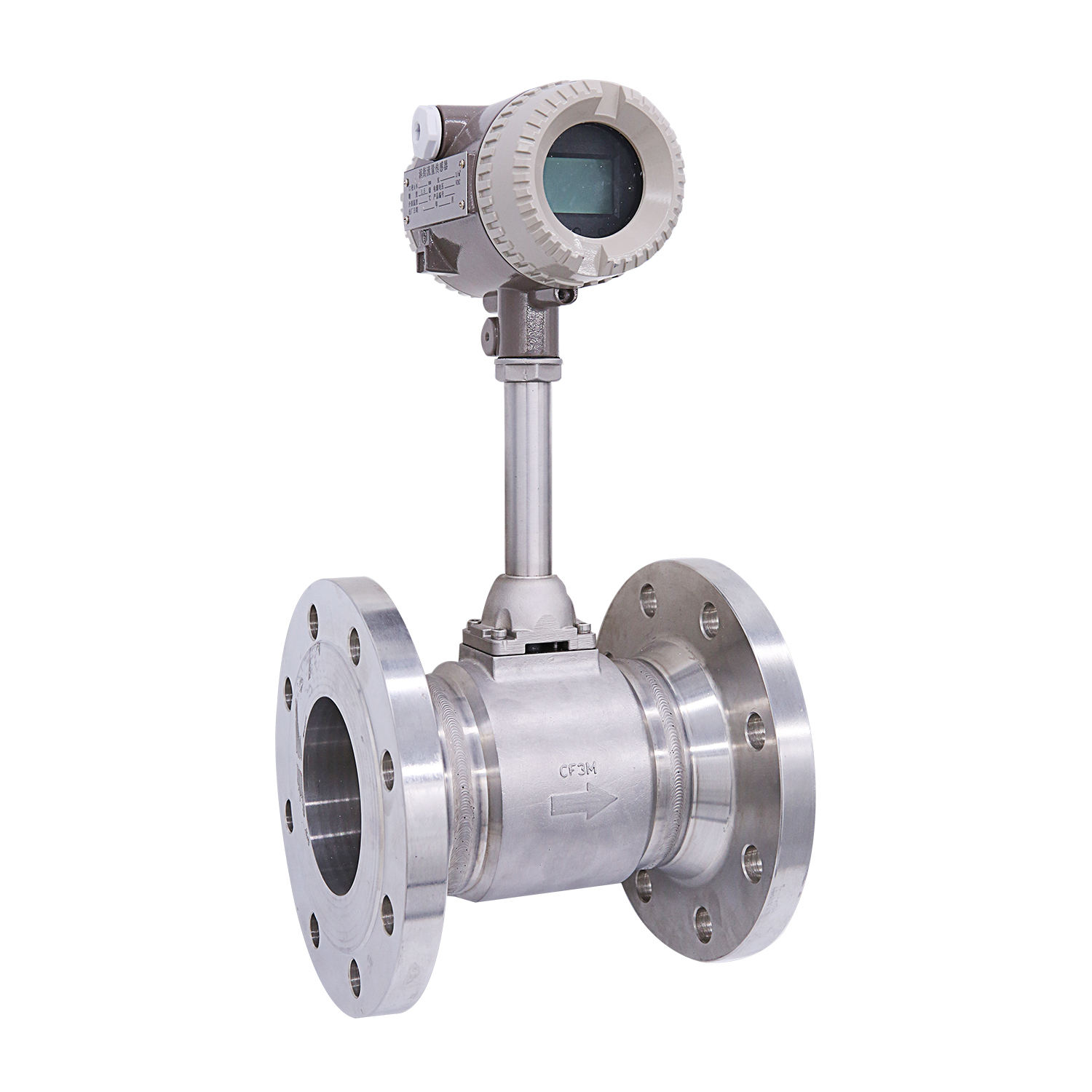 High Temperature And Pressure lpg Gas Flow Meter, Vapor FlowMeter, Compressed Air Flow Meter