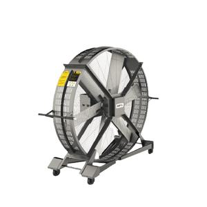 Big Size Low Voltage Commercial Farm Use Mobile Industrial Fan