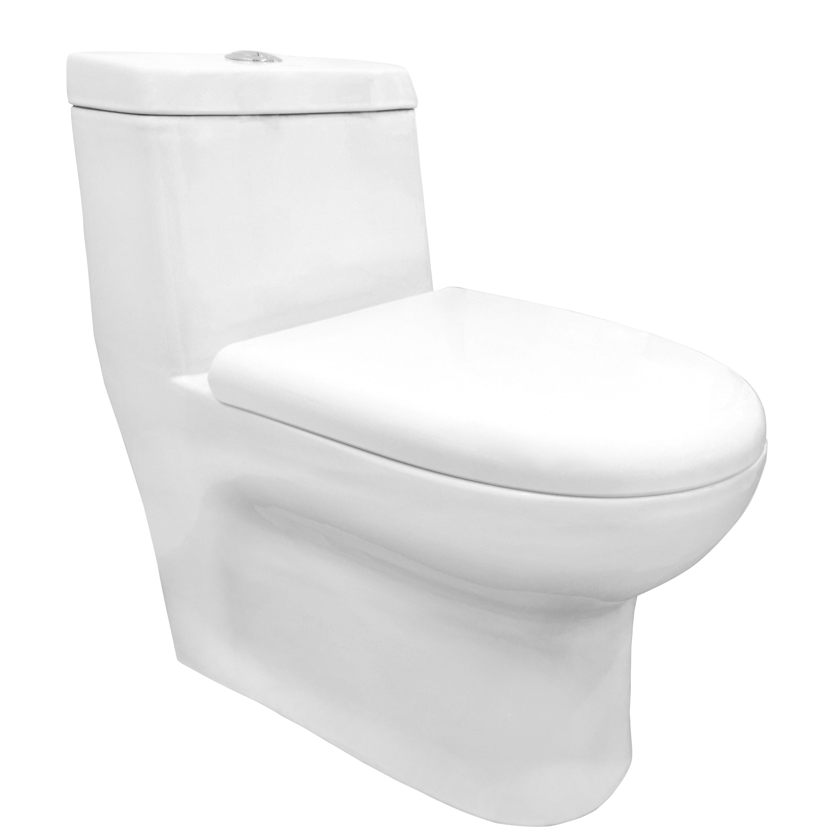 Goodone Single Turbo Flush Skirted Trapway Comfort Toilet Syphon Washdown WC One Piece Commode Price