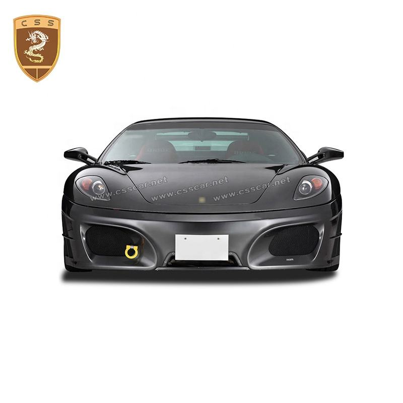 New Arrival A-SI Style Body Kit For Ferrari F430 GTB Spider Car Parts
