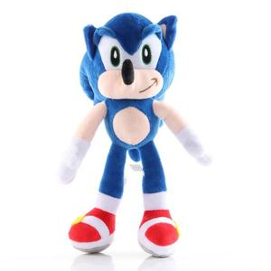 Super Sonic Cartoon Plush Toy Wholesale Soft Plush Stuffed Toy for Kids