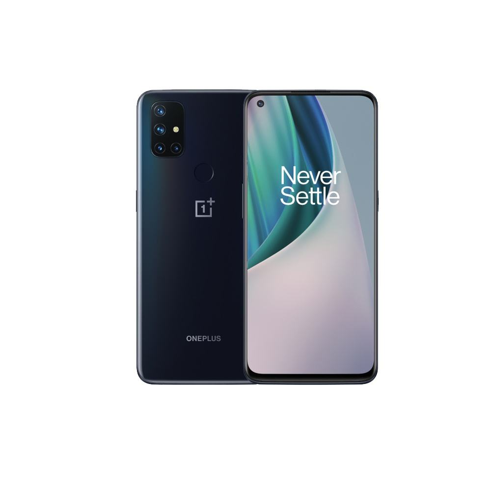 Global Rom Oneplus Nord N10 5G Mobiele <span class=keywords><strong>Telefoon</strong></span> 6.49 Inch 90Hz Glad Display 6Gb 128Gb Snapdragon 690 64MP Quad Camera