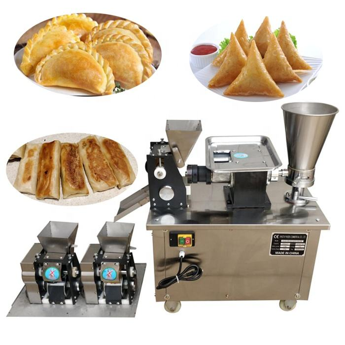 110v/220v small size automatic electrical tortellini dumpling machine/empanada samosa making machine to USA/Canada/Mexico
