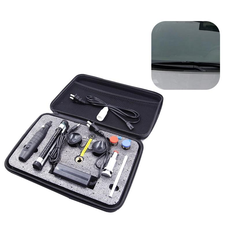 Allplace hot selling car glass repair tool DIY set windshield repair liquid glass crack repair