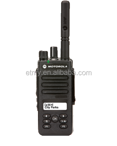 1000 ไมล์ Walkie Talkie วิทยุ Portatil Motorola Walkie Talkie Motorola DP2600