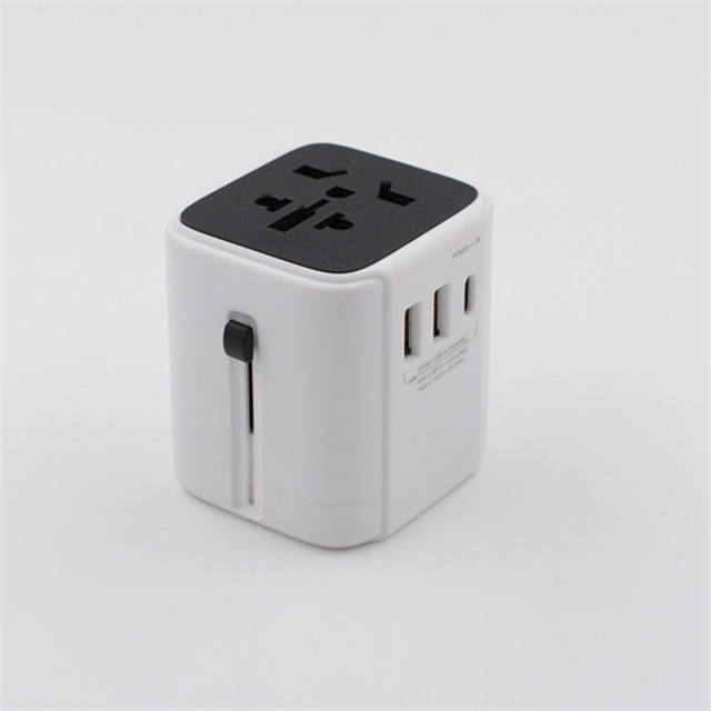 220v to usb adapter 16a 250v plug 110v