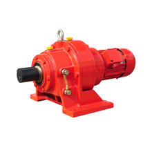 High torque cycloidal drive planetary reducer X4 BWD2 cycloid gearbox with motor