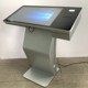 Lcd Advertising Display 55 Inch LCD Interactive Multi Touch Screen Advertising Kiosk Stand Display