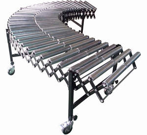 Regular Roller Flexible Conveyor