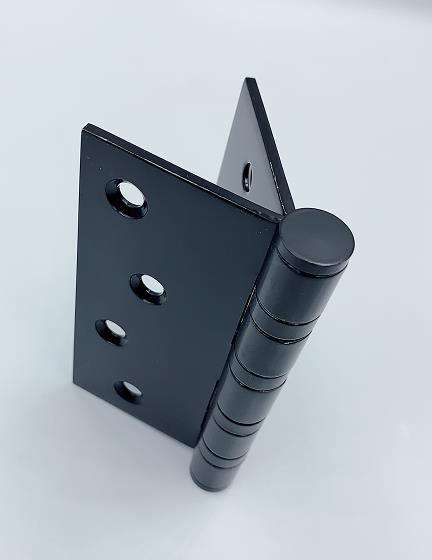 Lot de 8 charni/ères de porte Nuzamas en acier inoxydable 304 4 paires amovibles pour fen/être charni/ères de porte /à deux feuilles placard rotation /à 360 degr/és