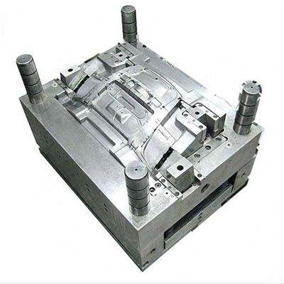China Factory OEM ABS Mould for Car Lamp and Auto Bumper Door Panel Mould Plastic Injection Mold