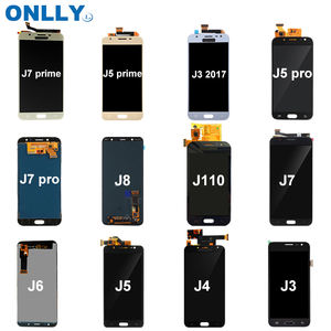 Original mobile phone lcd for j7 j7 pro j8 j6 j5 oled lcd display, Pantalla amoled incell screen for j7 pro