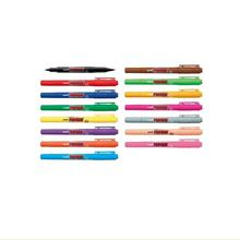Low-cost Uni Prockey aqueous marker pen PM-120T(15 colors) for metal, plastic, wood, glass, Made in Japan
