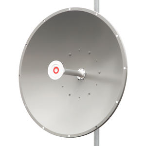 5Ghz High gain 34dbi Mimo dish Antenna for Ubiquiti mikrotik and mimosa