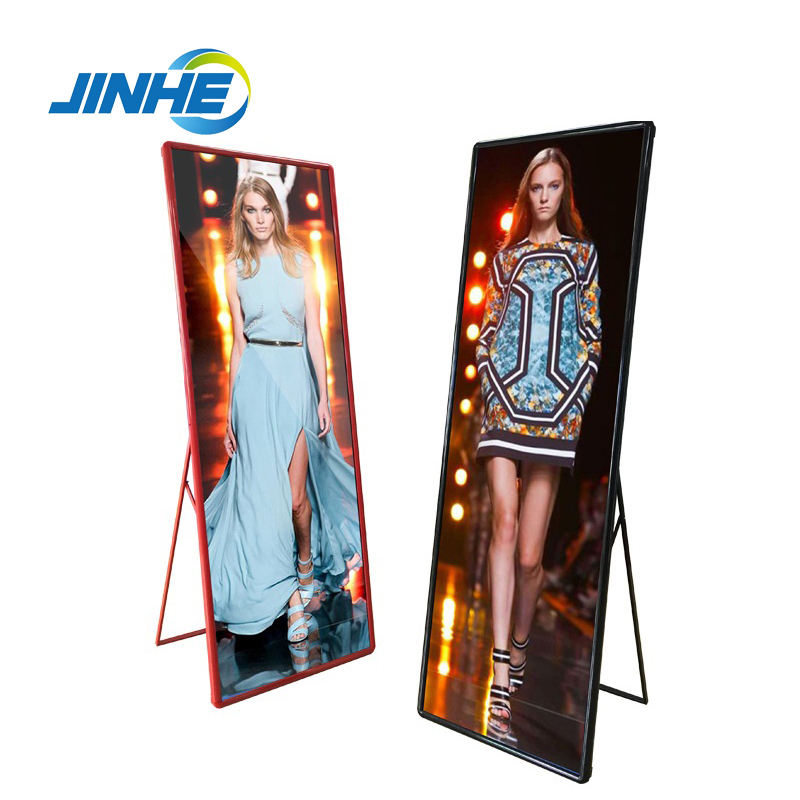 P3/P2.5 Advertising Video With 3G/4G/WIFI/USB Control Indoor Digital LED Advertising Screen