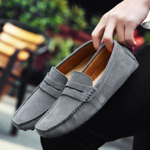 Youth Loafers Shoes Men Casual Brazil Sapatos Comfortable Male Shoes Driver