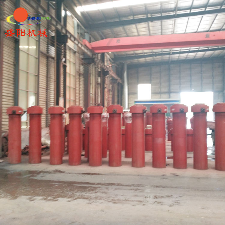 different size hydraulic cylinder ram