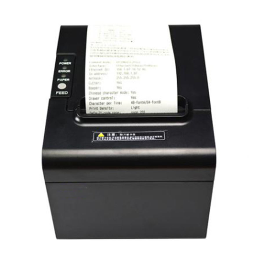 WD-TX80u desktop Thermal Printer 80mm printer desktop