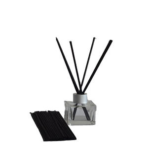 4mm black fragrance professional reed diffuser stick reed absorbent stick