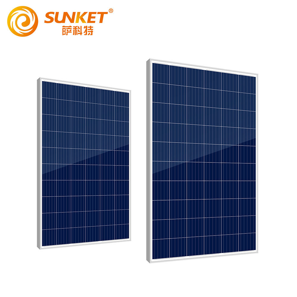 China wholesale cheap price 270watts solar panel solar power panels polycrystal pv solar cell solar modules poly