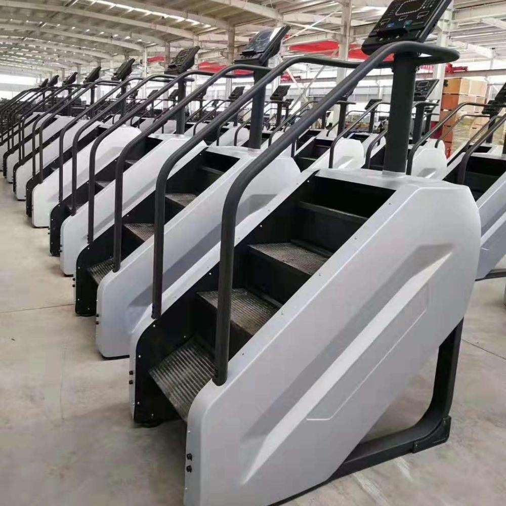 fitness equipment climber machine