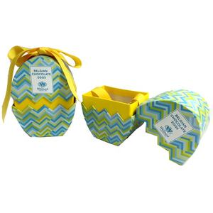 Easter Candy Egg-shape box for gift,creative paper packaging box,sweet paper box
