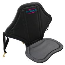 Kayak Seats Folding Backrest Cushion with Pocket Fishing Accessories