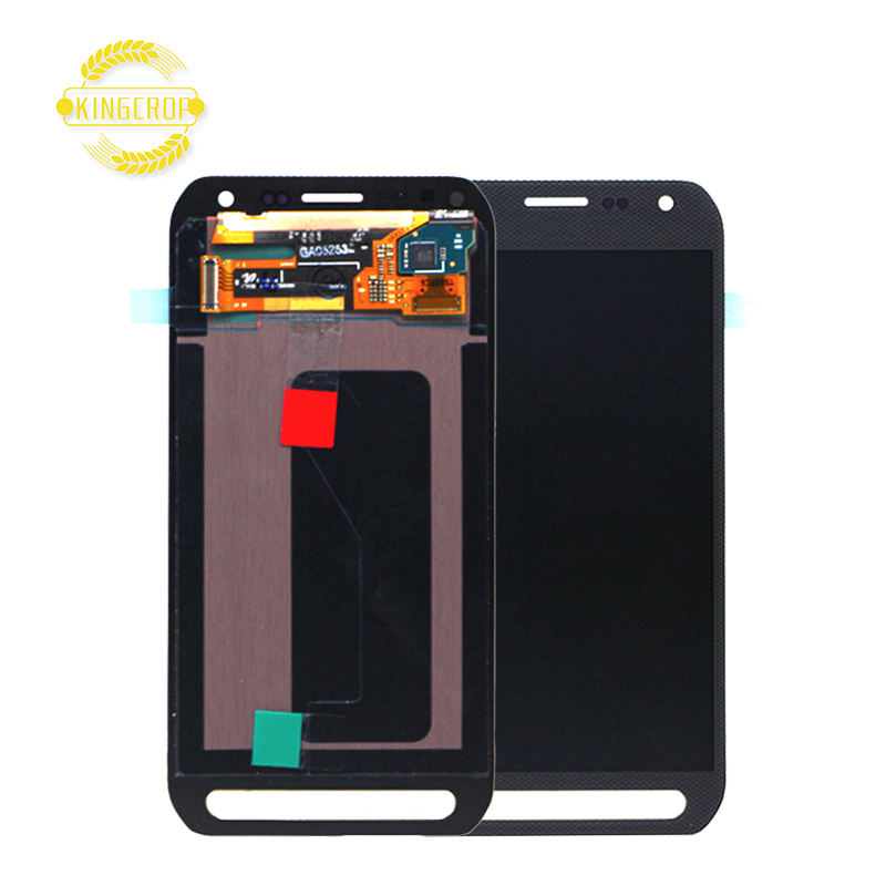 Wholesale Price Original For SAMSUNG Mobile phones For lcd screens for samsung galaxy s6 active g890 LCD Display