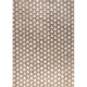 Leather Tufted Beige Carpets and Rugs