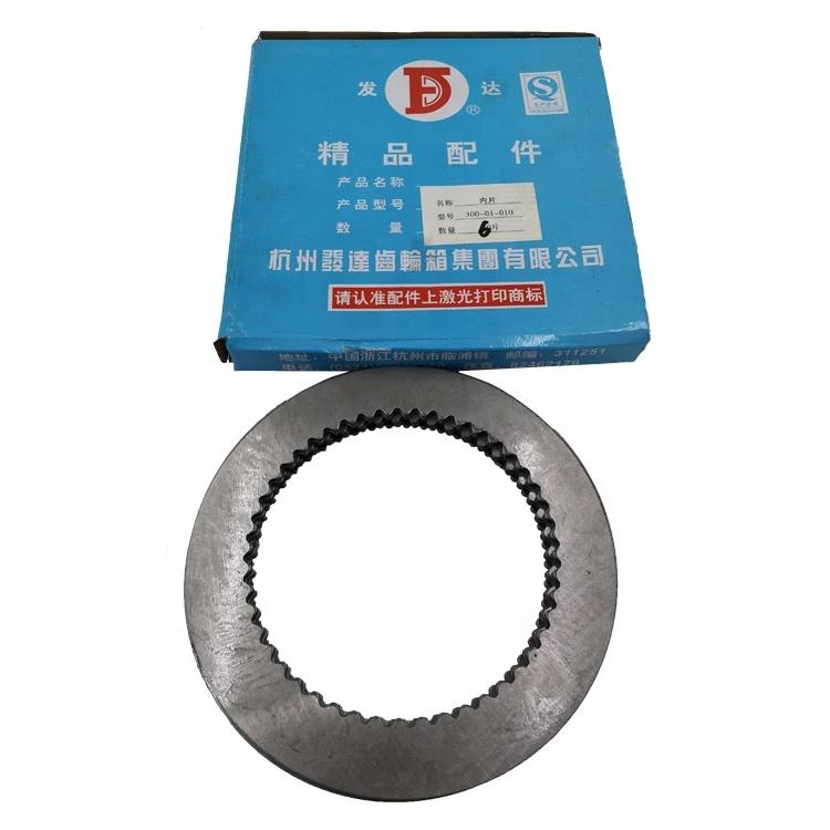 Hangzhou FADA Marine Gearbox Spare Parts External disc Outer Friction Plate material 300-01-009B 300-01-009