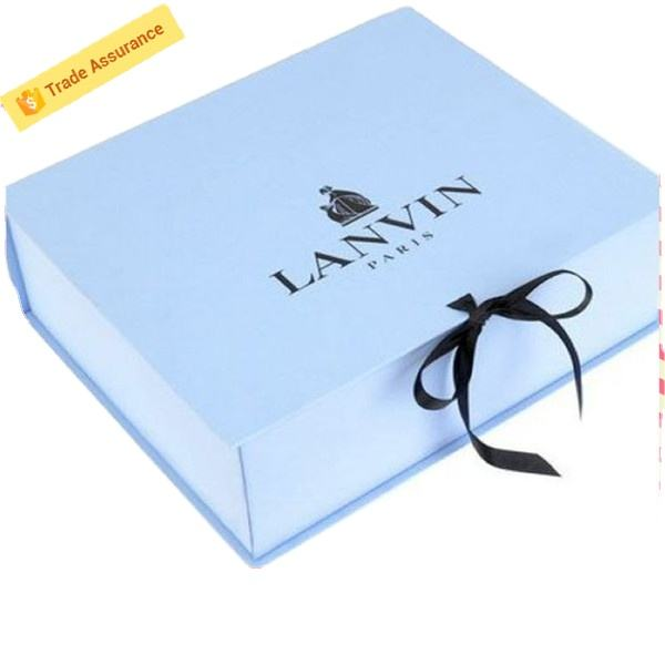 Art Paper Type and Gift & Craft Industrial Use baby clothes packaging book style box