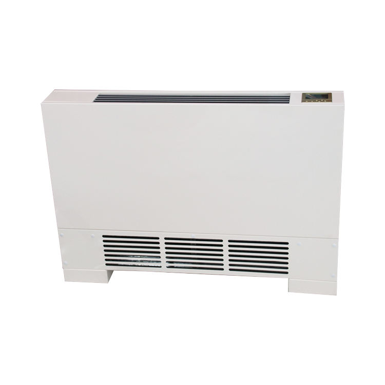 FP-LM Ultrantin vertical exposed surface mounted fan coil unit