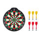 Magnetic darts sets Magnetic dart board+4pcs magnetic darts 12inch/15inch