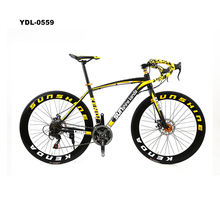 Hot Sales New Design Road bicycle Dual Disc Brakes Bike Racing Mountain Bike