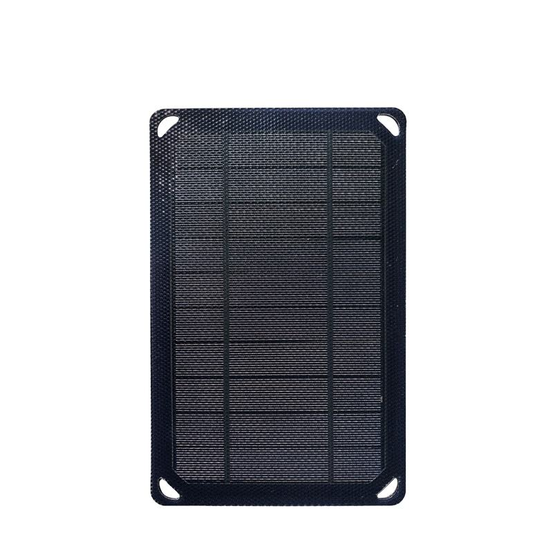best gift 5W Portable Solar Charger Solar Panel Charger For Mobile