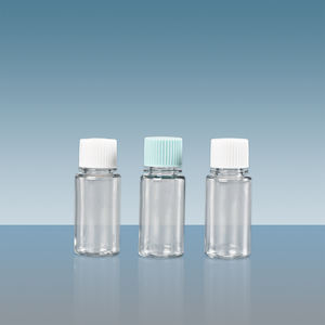 High quality 7ml 10ml PET Plastic Bottles with Screw Cap