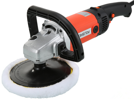 8 Speed Adjustable Rechargeable Portable Rotary Micropolisher Auto Polisher