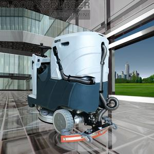 MLEE 740MINI Automatic Autoscrubber Commercial Marble Tile Ride On Floor Cleaning Machine