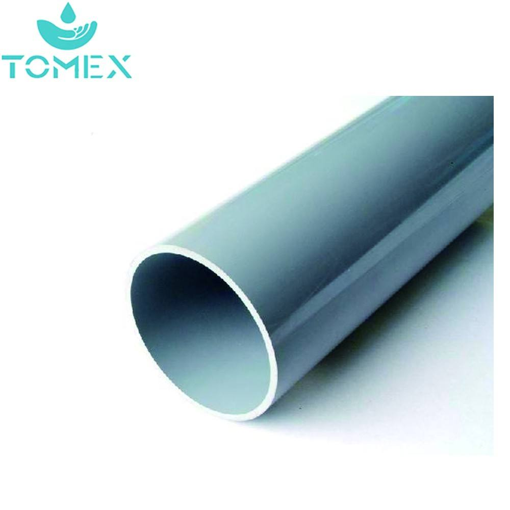 2019 china supplier wholesale pvc water pipe prices