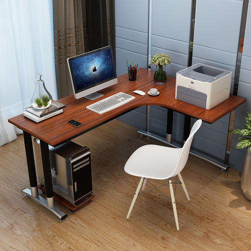 Modern Luxury Home Executive Decoration Furniture L Shape Table Office Desks