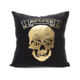 2020 Cool Pattern Skull Design Cushion With Invisible Zipper