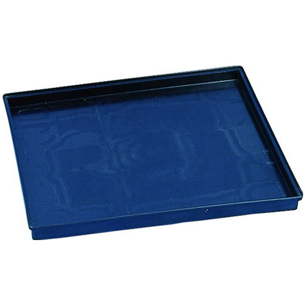 Black Anti Static Plastic Sheet ESD Bin Box Antistatic PP Boxes With Dividers Antistatic Conductive Tray