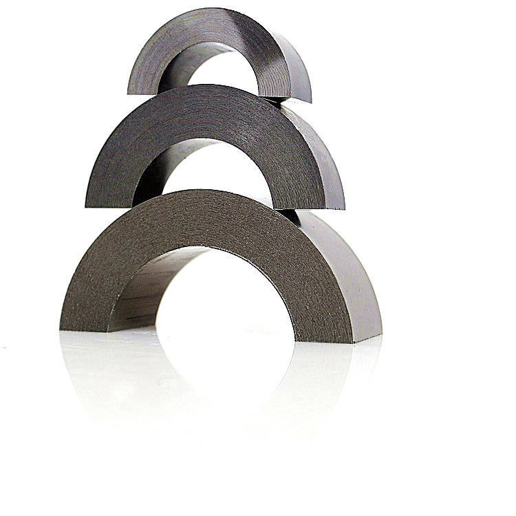 magnetic silicon steel laminations toroidal cutting cores