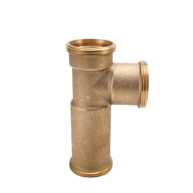 tee 3 way plumbing compression pipes and fittings brass fitting manufacturer for male female pipe fittings water brass trap