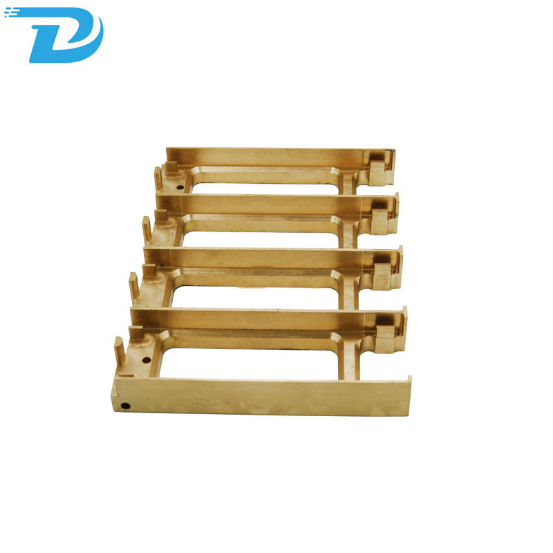 Customized Precision Medical Parts Copper Brass CNC Machining