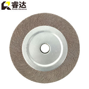 250mm Abrasive Polishing Buffing Wheel For Stainless Steel